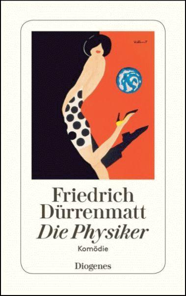 FRIEDRICH-DURRENMATT-Die-Physiker-NEU-KEIN-PORTO