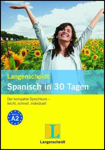 LANGENSCHEIDT-Spanisch-in-30-Tagen-NEU-KEIN-PORTO